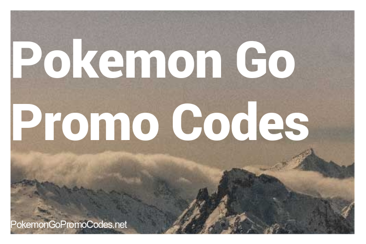 100% Working Trick! Pokemon Go Promo Codes - SEP 2019 | Free